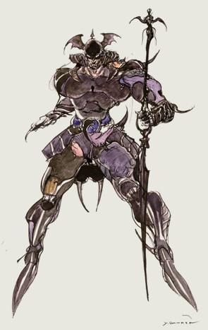 Firion Art Final Fantasy